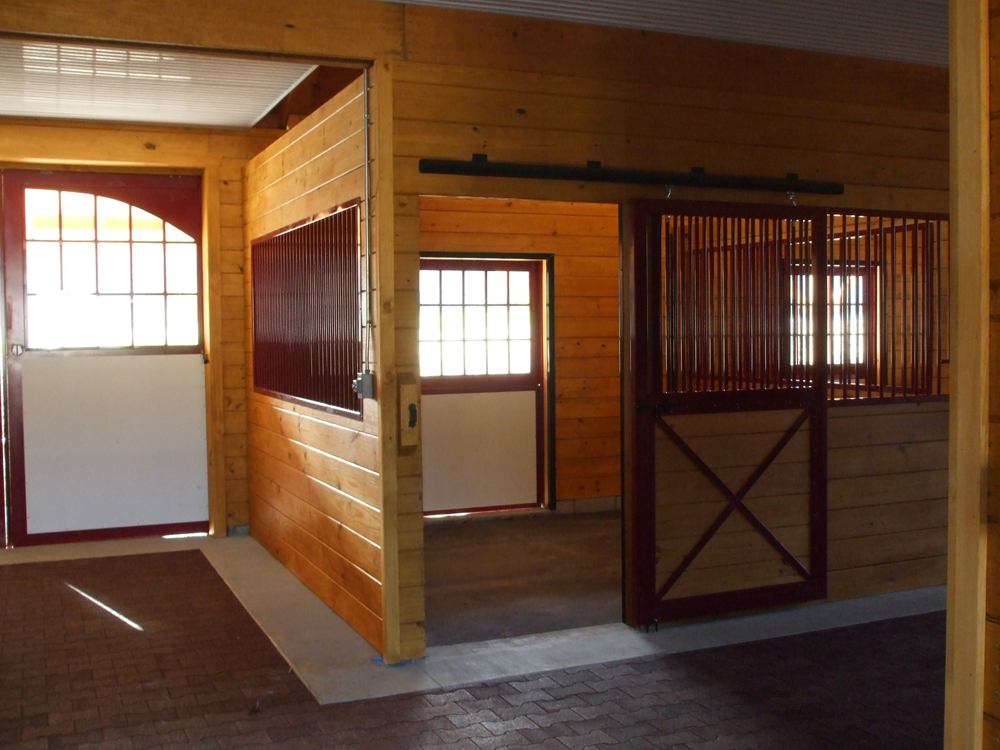 Construction Services Of Horse Barns Equine Facilities